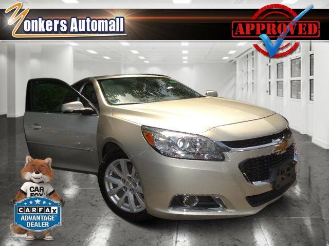 2015 Chevrolet Malibu LT Sable MetallicTan V4 25L Automatic 43611 miles Look at this 2015 Che