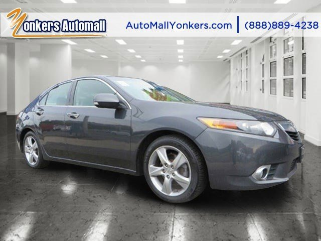 2012 Acura TSX Graphite Luster MetallicTaupe V4 24L Automatic 44022 miles 1 Owner clean carfa
