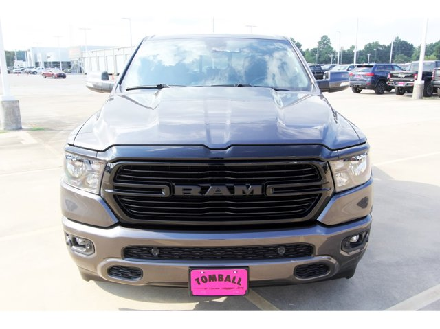 2020 Ram 1500 Lone Star Granite Crystal Metallic ClearcoatBlack V8 57 L Automatic 2 miles 2020