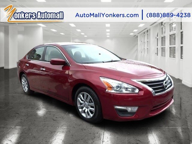 2013 Nissan Altima 25 SL Cayenne Red MetallicCharcoal V4 25L Automatic 45277 miles 2013 Niss