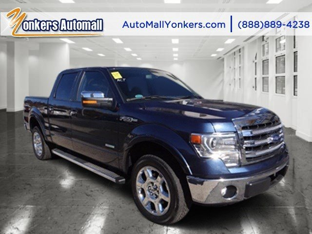 2013 Ford F-150 XL Blue Jeans MetallicSteel Gray V6 35L Automatic 48074 miles From mountains t