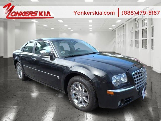 2006 Chrysler 300 C Brilliant Black Crystal PrlSlateGraystone V8 57L Automatic 115336 miles