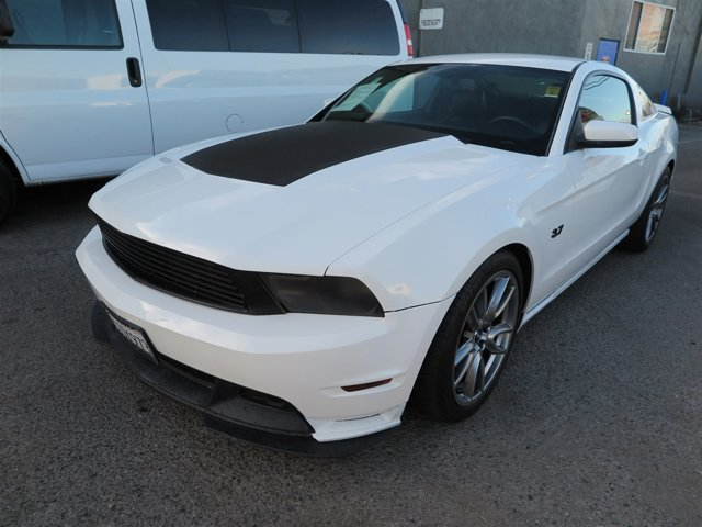 2012 Ford Mustang Performance WhiteWHITE V6 37L Automatic 75652 miles Choose from our wide ra