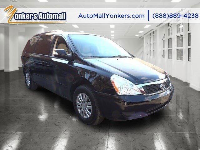 2011 Kia Sedona LX Midnight BlackBeige seat trim V6 35L Automatic 36931 miles  Front Wheel Dri
