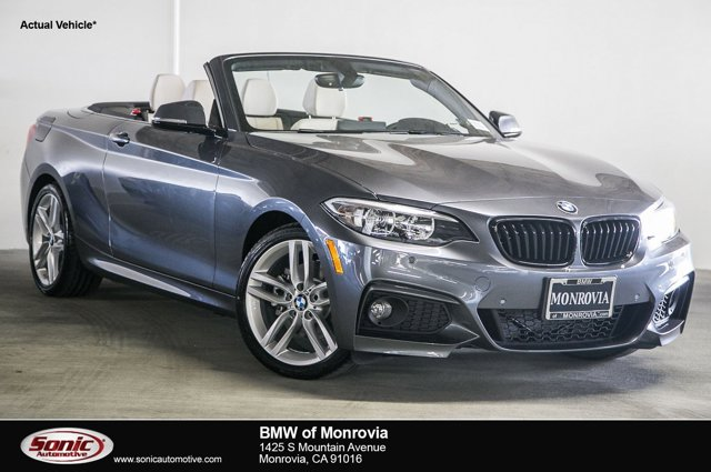 2017 BMW 2 Series 230i Mineral Gray MetallicOyster V4 20 L Automatic 0 miles Check out this 2