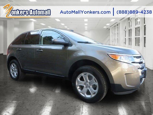 2012 Ford Edge SEL  V6 35L Automatic 40981 miles 1 owner clean carfax Ford Edge SEL with AW