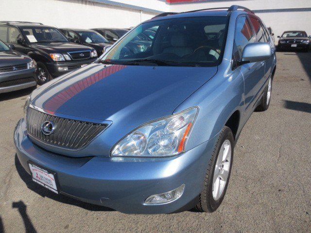 2005 Lexus RX 330 Breakwater Blue MetallicLight Gray V6 33L Automatic 71877 miles LOW MILES N
