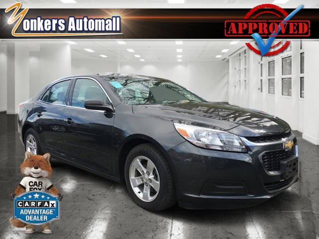 2014 Chevrolet Malibu LS Ashen Gray MetallicGray V4 25L Automatic 31221 miles Look at this 20
