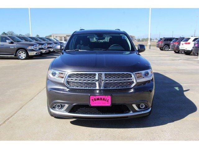 2017 Dodge Durango SXT Granite Metallic ClearcoatBlack V6 36 L Automatic 16 miles  TRANSMISSI