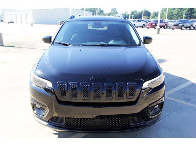 2020 Jeep Cherokee Altitude Diamond Black Crystal PearlcoatBlack V4 24 L Automatic 16 miles 20