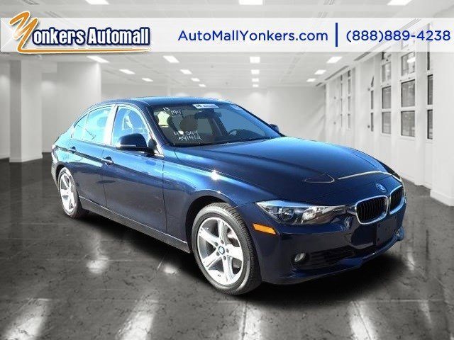 2013 BMW 3 Series 328i xDrive Imperial Blue MetallicVenetian Beige V4 20L Automatic 48252 mile