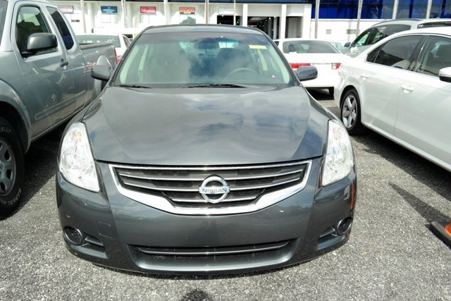 2012 Nissan Altima 25 S Ocean Gray MetallicCharcoal V4 25L Variable 109146 miles GUARANTEED