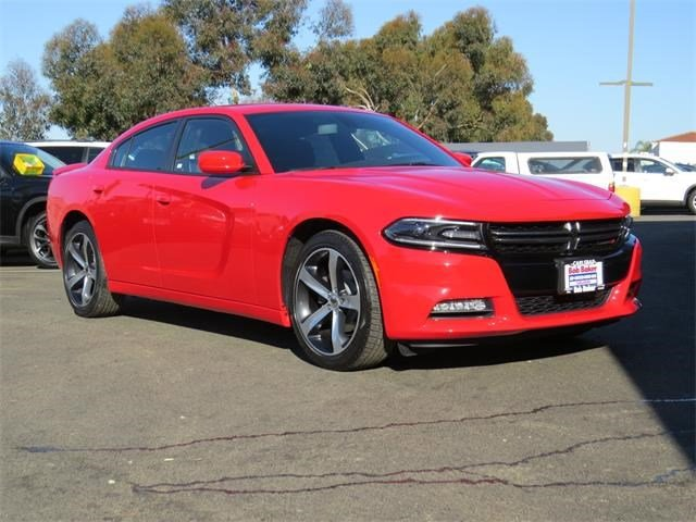 2017 DODGE CHARGER SXT C Torred Clear CoCloth Sport V6 0 Automatic 10 miles Turn heads when dr