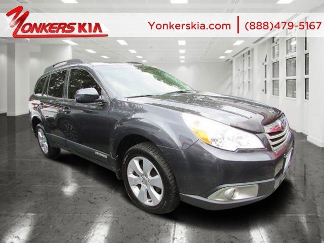 2012 Subaru Outback 25i Prem Graphite Gray MetallicOff-Black V4 25L Manual 95619 miles Boast