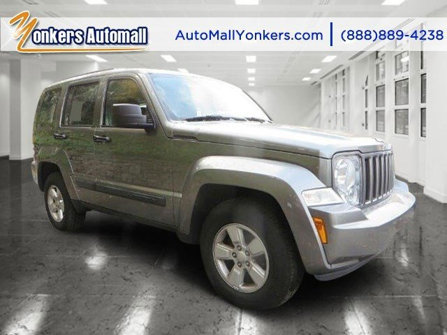 2012 Jeep Liberty Sport Brilliant Black Crystal PearlPastel Pebble Beige Interior V6 37L Automat