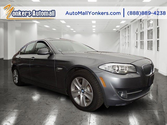 2012 BMW 5 Series 528i xDrive Dark Graphite Metallic IIOysterBlack V4 20L Automatic 43743 mil