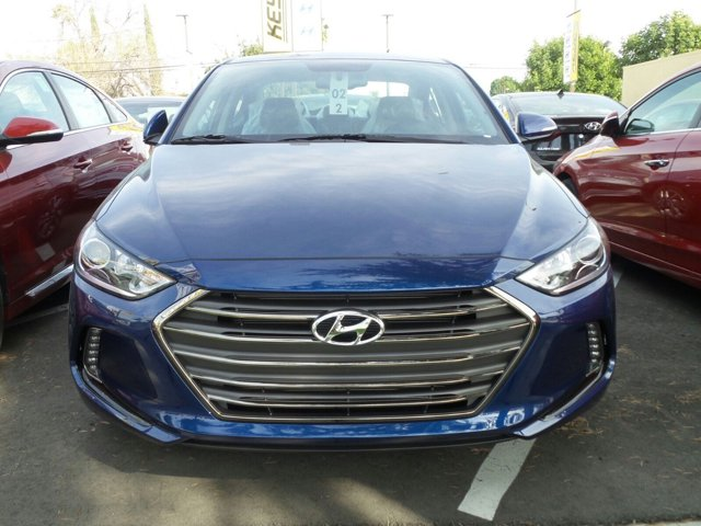2017 Hyundai Elantra SE  V4 20 L Automatic 15 miles Keyes Hyundai on Van Nuys is one of the l
