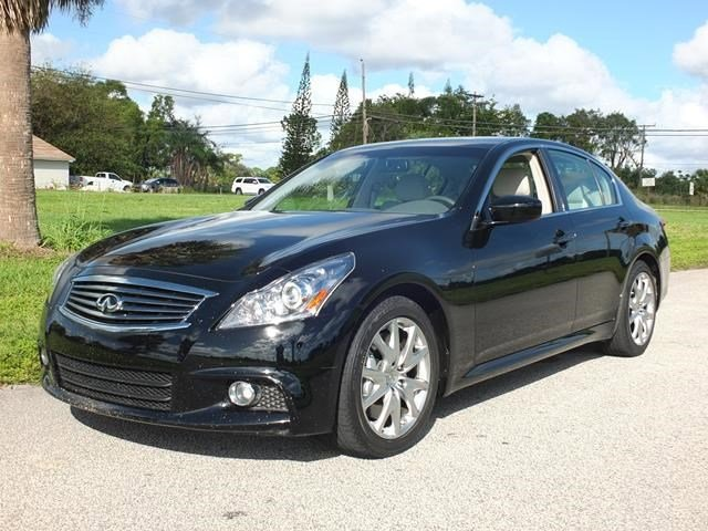 2013 INFINITI G37 S Journey Black V6 37L Automatic 14759 miles This 1 OWNER ACCIDENT FREE Inf