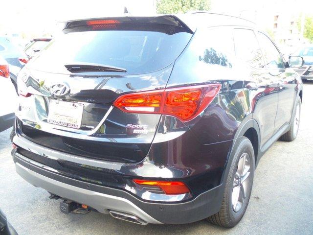2017 Hyundai Santa Fe Sport 24L Twilight BlackBeige V4 24 L Automatic 23 miles Keyes Woodlan