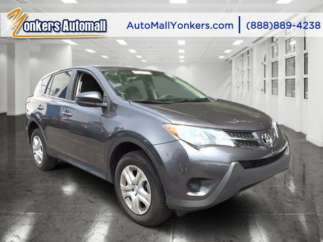 2013 Toyota RAV4 LE Magnetic Gray MetallicAsh V4 25L Automatic 51669 miles 1 owner clean car