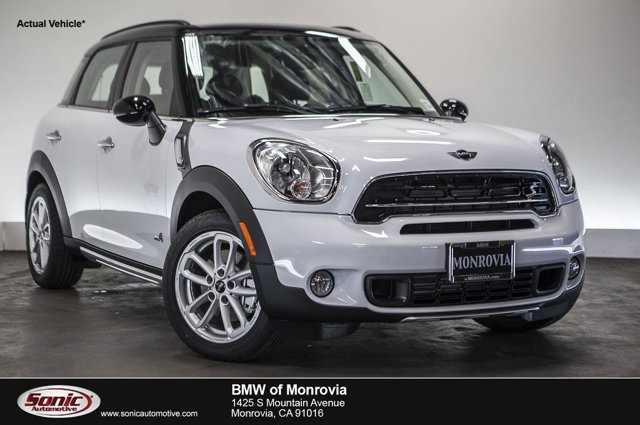 2016 MINI COOPER COUNTRYMAN S