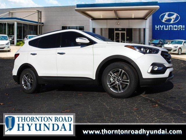 2017 Hyundai Santa Fe Sport 24L Frost White PearlBeige V4 24 L Automatic 645 miles An update