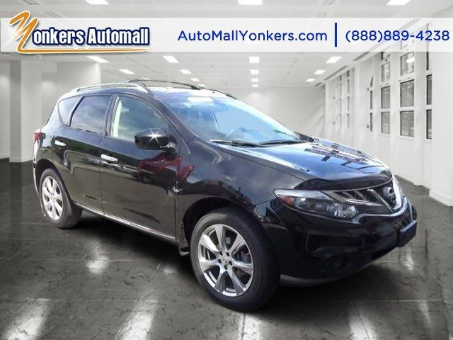 2013 Nissan Murano LE Super BlackBlack V6 35L Automatic 32124 miles Platinum Edition LOADED