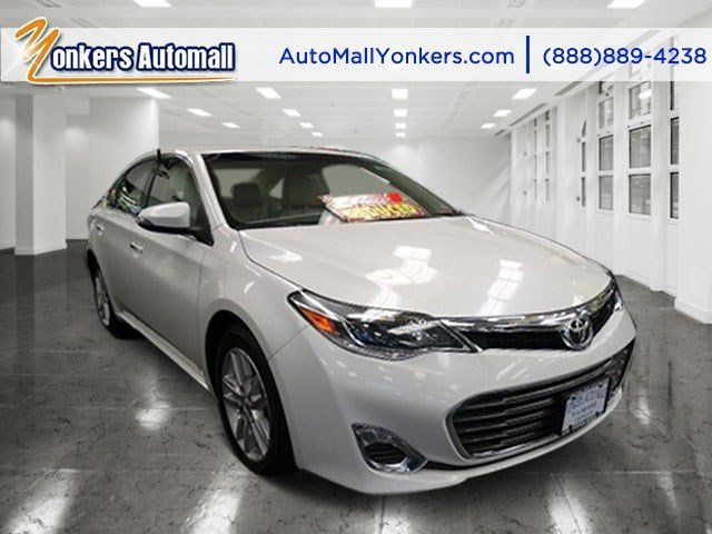 2013 Toyota Avalon XLE Blizzard PearlAlmond V6 35L Automatic 33653 miles Yonkers Auto Mall is