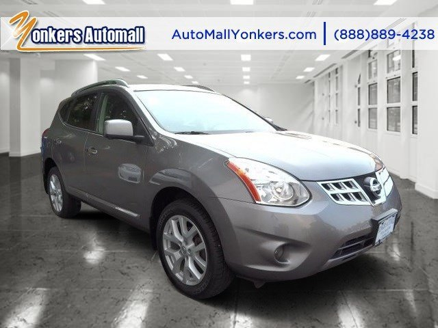 2012 Nissan Rogue SL Platinum GraphiteBlack V4 25L Automatic 42931 miles 1 owner clean carfa