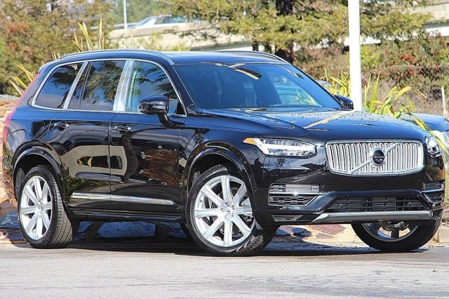 2017 Volvo XC90 Excellence ONYX BLACKCharcoal V4 20 L Automatic 10 miles This Volvo XC90 deli