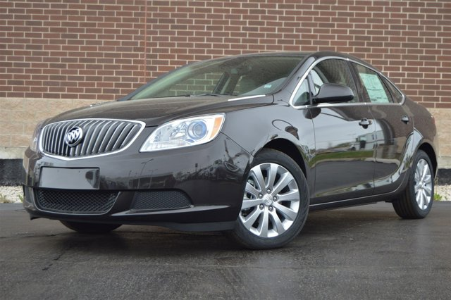 2016 Buick Verano Mocha Metallic V4 24L Automatic 2092 miles Come and take a look inside of t
