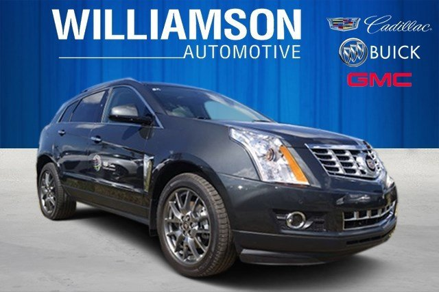 2016 Cadillac SRX Performance Collection Graphite MetallicAFDLT TITANIUM V6 36L Automatic 152