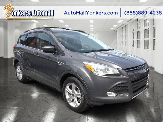 2013 Ford Escape SE Sterling Grey MetallicMedium Light Stone V4 20L Automatic 36131 miles Cle
