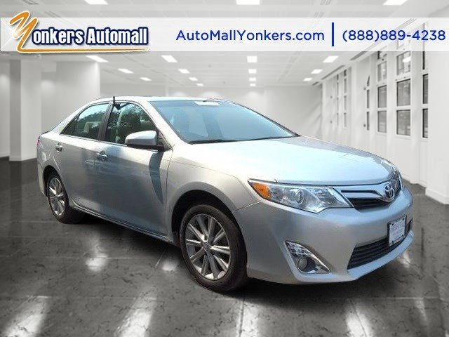 2012 Toyota Camry XLE Classic Silver MetallicAsh V4 25L Automatic 50358 miles 1 owner clean