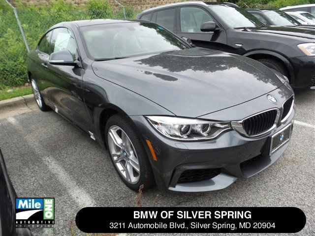 2015 BMW 4 Series 428i xDrive Mineral Gray MetallicBlack V4 20 L Automatic 0 miles Sale price