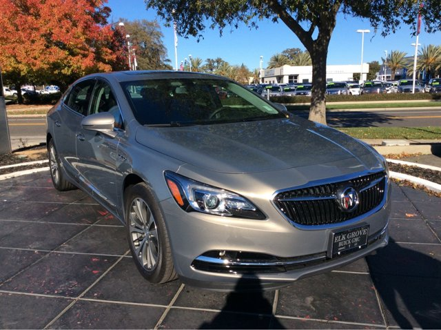 2017 Buick LaCrosse Essence Pepperdust MetallicEbony V6 36L Automatic 0 miles  RO  Engine Im