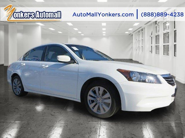 2012 Honda Accord Sdn EX-L  V4 24L Automatic 46562 miles 1 owner clean carfax Honda Accord