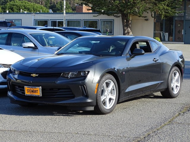 2017 Chevrolet Camaro LT Nightfall Gray MetallicJet Black V4 20L Automatic 0 miles  ENGINE 2