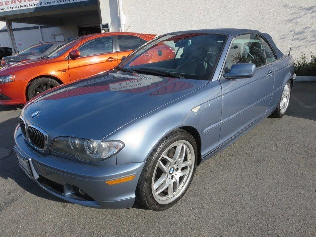 2004 BMW 3 Series 330Ci Steel Blue MetallicGray V6 30L Automatic 82074 miles LOW MILES This 2