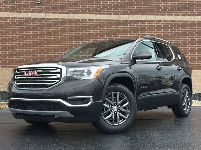 2017 GMC Acadia SLT Iridium Metallic V6 36L Automatic 4444 miles Introducing the All New 2017