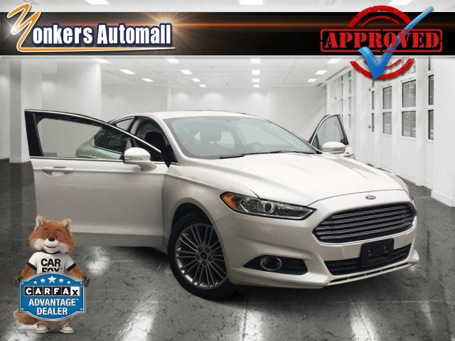 2014 Ford Fusion SE Oxford WhiteEbony V4 20 L Automatic 37609 miles Check out this 2014 Ford
