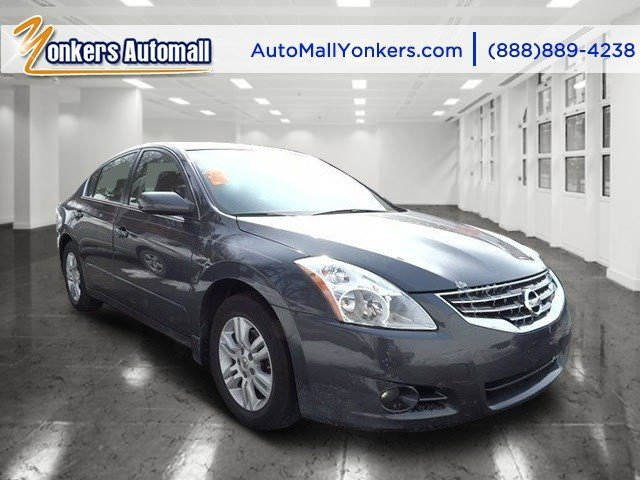 2011 Nissan Altima 25 S Metallic SlateCharcoal V4 25L Automatic 43669 miles Yonkers Auto Mall