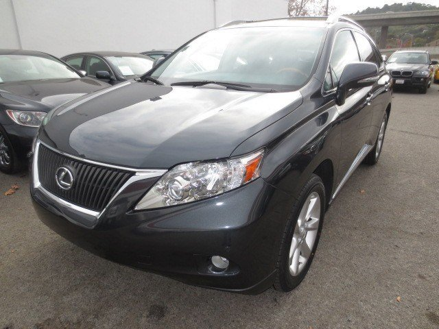 2011 Lexus RX 350 Smoky Granite MicaBlack V6 35L Automatic 44895 miles 1-OWNER WARRANTY REMAI