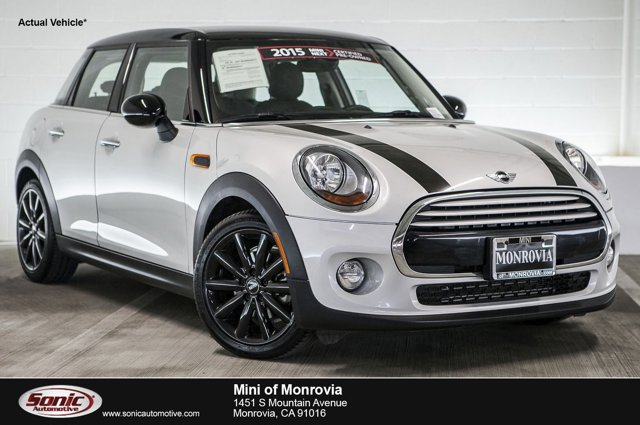 2015 MINI COOPER HARDTOP 4 DOOR 4DR HB