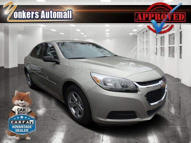 2015 Chevrolet Malibu LS Silver Ice MetallicGray V4 25L Automatic 26602 miles Drivers wanted