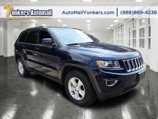 2014 Jeep Grand Cherokee Laredo True Blue PearlcoatBlack V6 36 L Automatic 37071 miles 1 owne