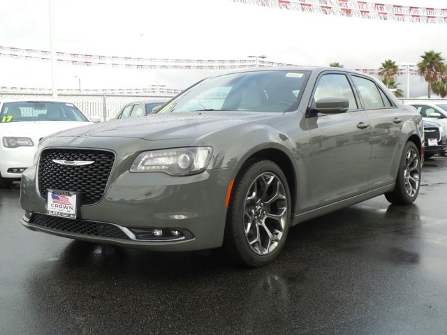 2017 Chrysler 300 300S Ceramic Grey ClearcoatSmokeBlack V6 36 L Automatic 0 miles Boasts 30