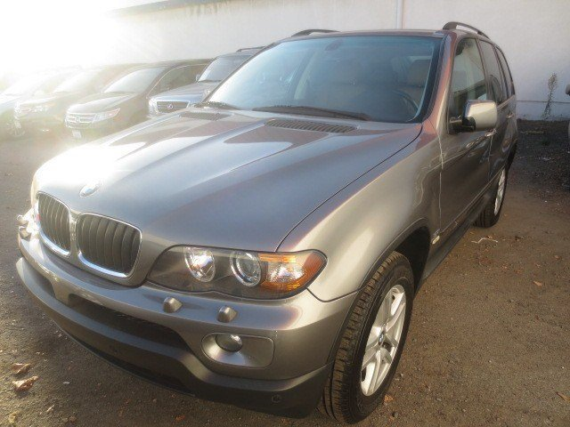 2006 BMW X5 30i Sterling Gray MetallicTruffle Brown V6 30L Automatic 85709 miles NEW ARRIVAL