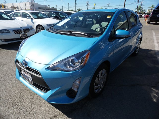 2015 Toyota Prius c Three BlueBLUE V4 15 L Variable 2056 miles Deal PendingChoose from our