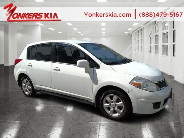 2008 Nissan Versa 18 SL Fresh PowderCharcoal V4 18L Variable 116191 miles Clean carfax Com